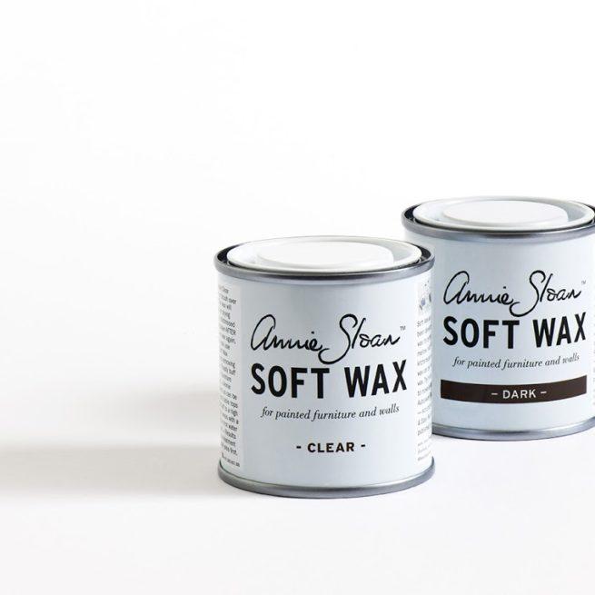 Wosk bezbarwny 120ml Clear Wax Annie Sloan