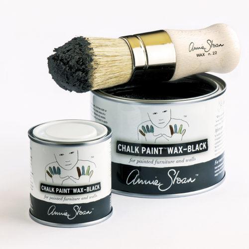 Czarny wosk 500ml Black Wax Annie Sloan
