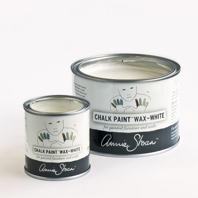 Biały wosk 120ml White Wax Annie Sloan