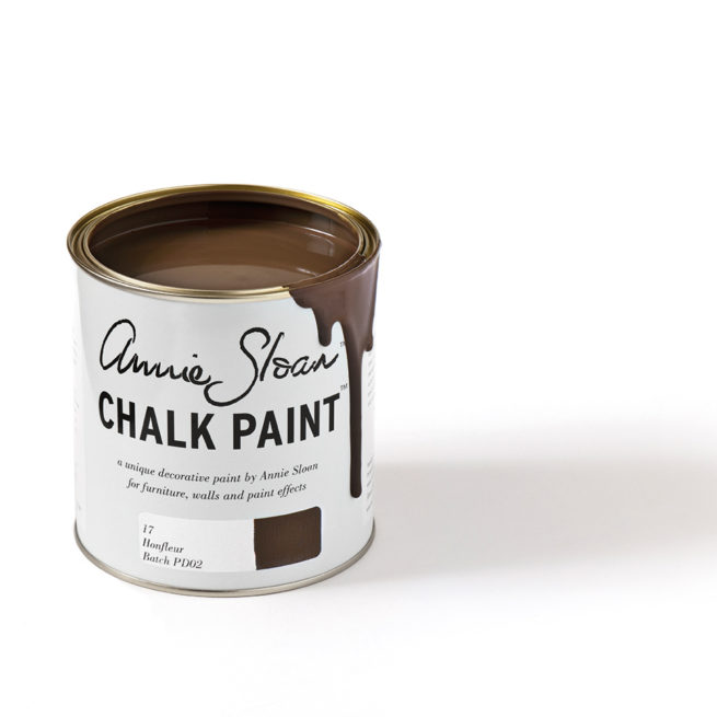 Farba 1L Honfleur Chalk Paint Annie Sloan otwarta puszka 1L