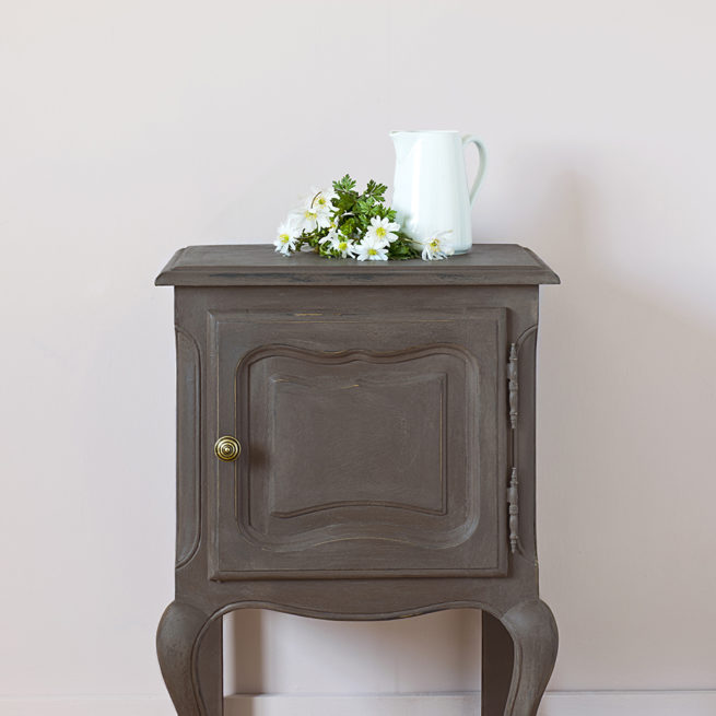 mebel pomalowany w kolorze Honfleur Chalk Paint Annie Sloan