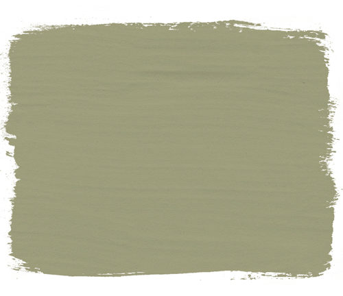plama barwna w kolorze Chateau Grey Chalk paint Annie Sloan