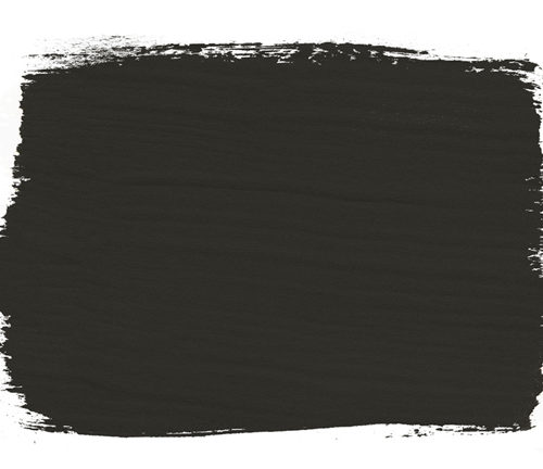 Farba 1L Graphite Chalk Paint Annie Sloan plama koloru