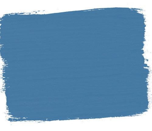 plama barwna w kolorze Greek Blue Chalk Paint Annie Slona