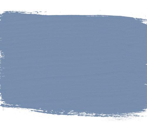 plama barwna w kolorze Louis Blue Chalk Paint Annie Sloan
