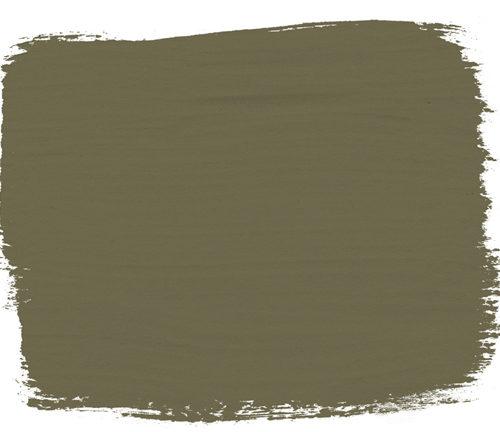 plama barwna w kolorze Olive Chalk Paint Annie Sloan