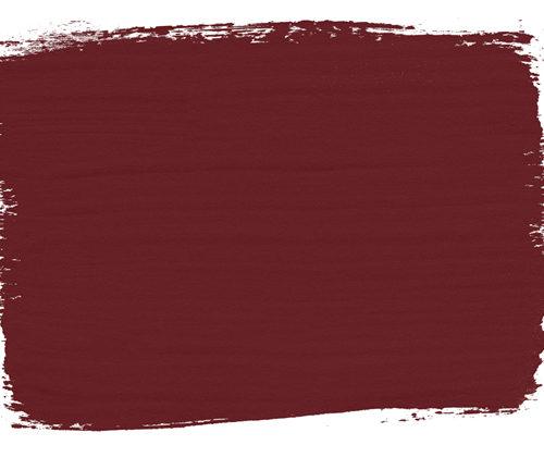 plama barwna w kolorze Primer Red Chalk Paint Annie Sloan