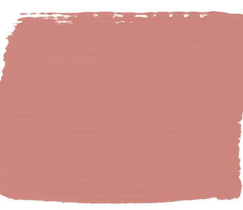 plama barwna w kolorze Scandinavian Pink Chalk Paint Annie Sloan
