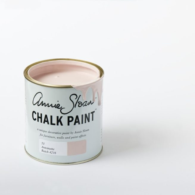 Farba 1L Antoinette Chalk Paint Annie Sloan otwarta puszka 1L