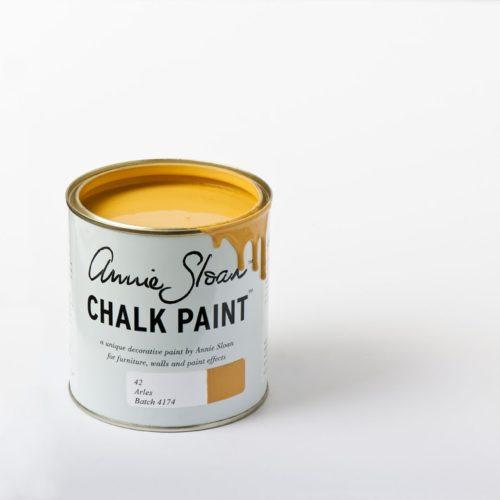 Farba 1L Arles Chalk Paint Annie Sloan otwarta puszka 1L