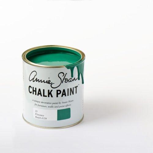 Farba 1L Florence Chalk Paint Annie Sloan otwarta puszka 1L