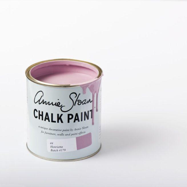 Farba 1L Henrietta Chalk Paint Annie Sloan otwarta puszka 1L