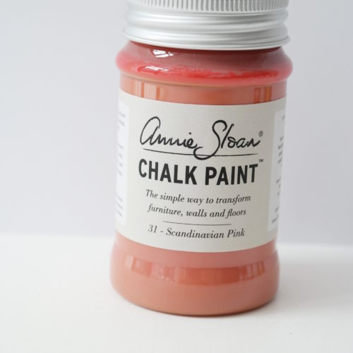 Farba 100ml Scandinavian Pink Chalk Paint Annie Sloan