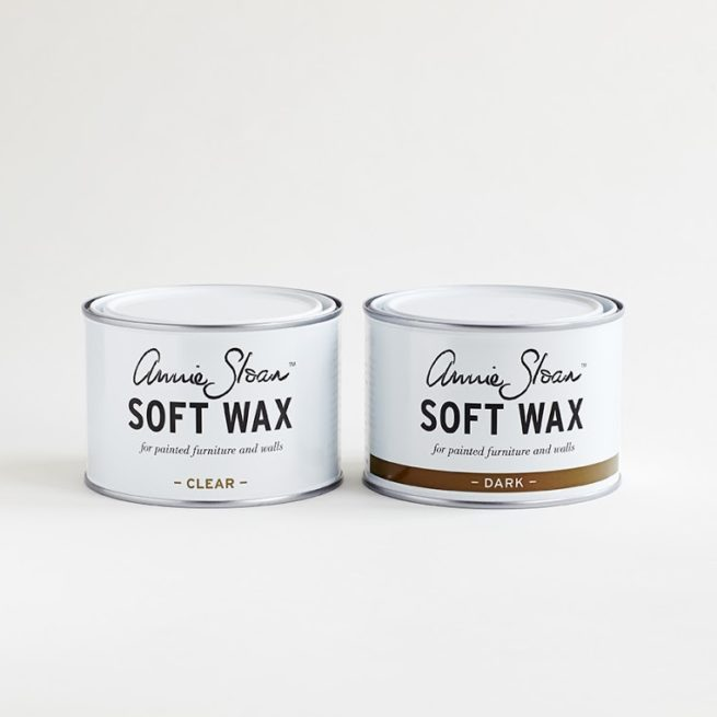 Wosk bezbarwny 500ml Clear Wax Annie Sloan