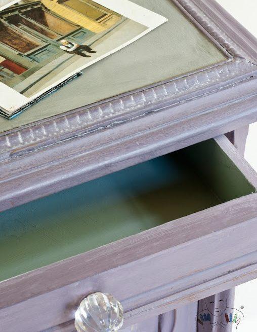 mebel pomalowany w kolorze Emile Chalk Paint Annie Sloan