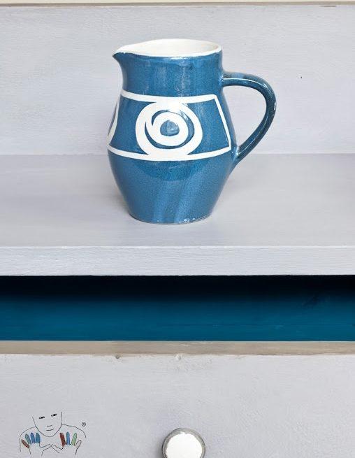 mebel pomalowany w kolorze Paloma Chalk Paint Annie Sloan
