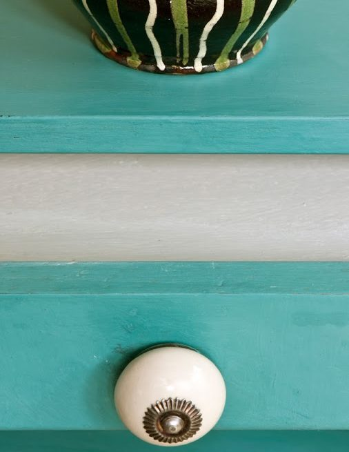 mebel pomalowany w kolorze Provence Chalk Paint Annie Sloan
