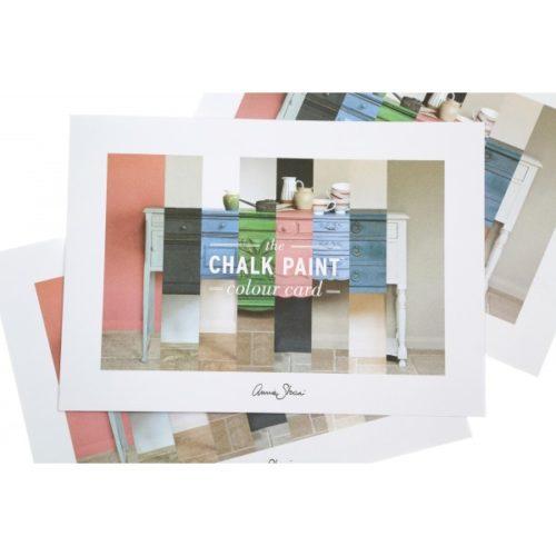 Karta kolorów Chalk Paint Annie Sloan