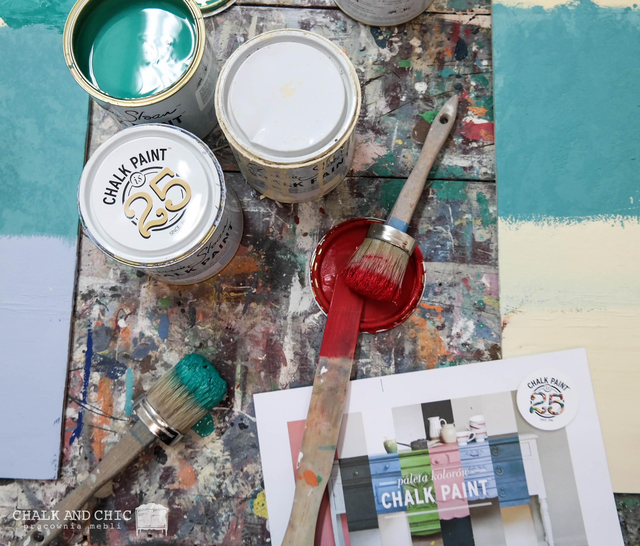 malowanie mebli lublin