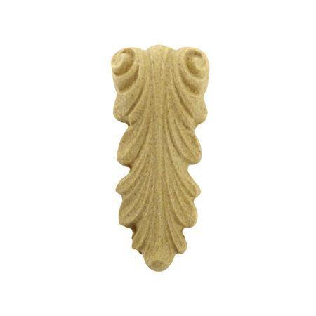 Ornament z pyłu drzewnego F560101