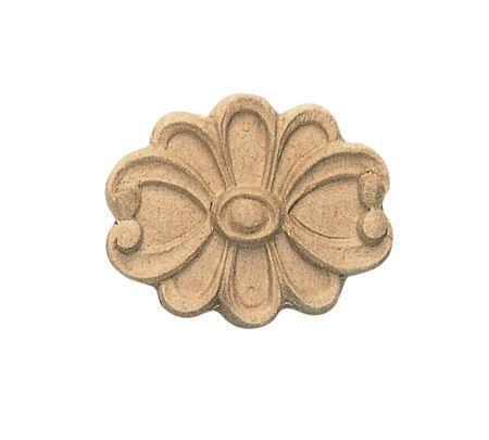 ornament z pyłu drzewnego