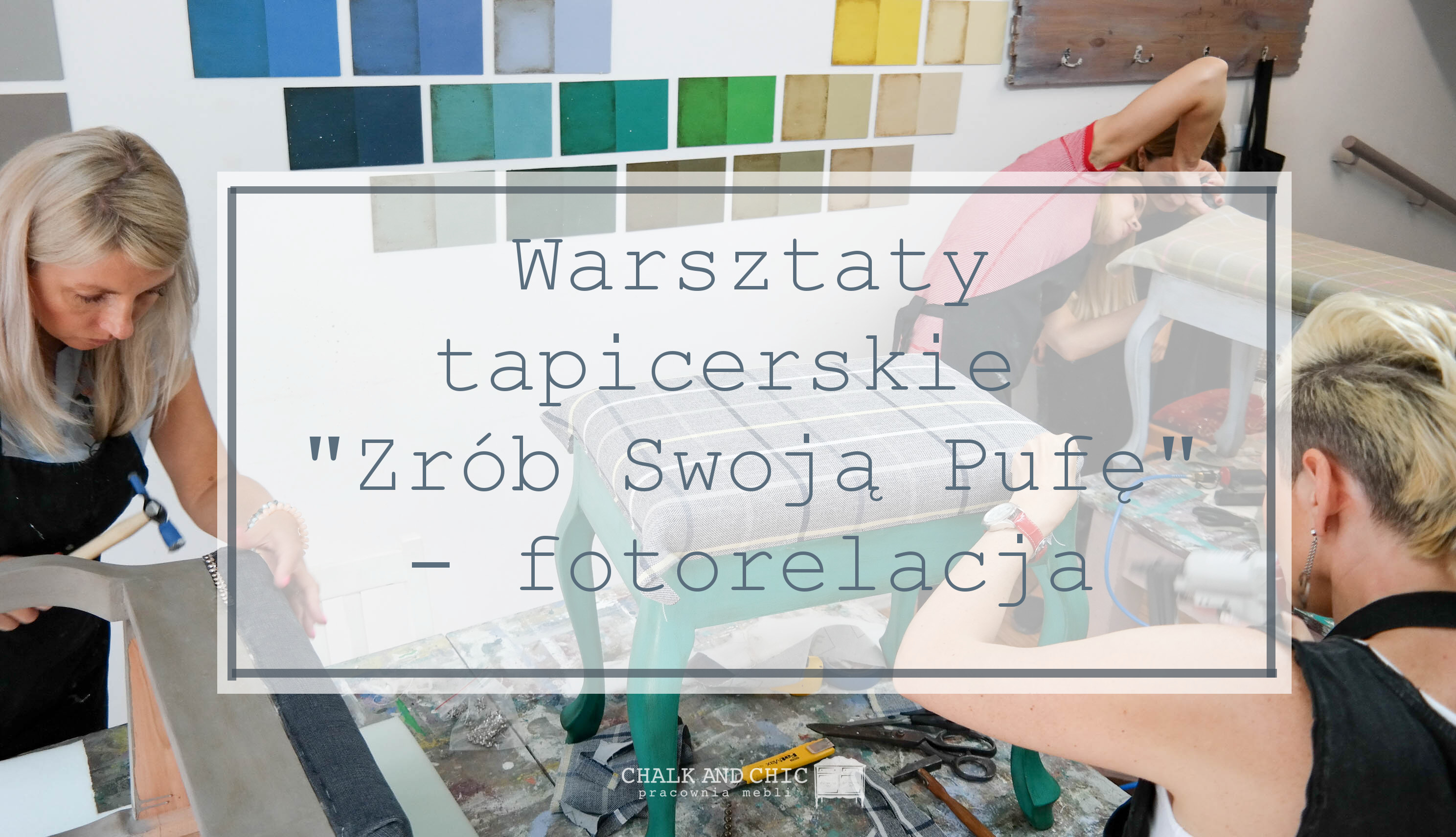 Warsztaty tapicerskie Lublin