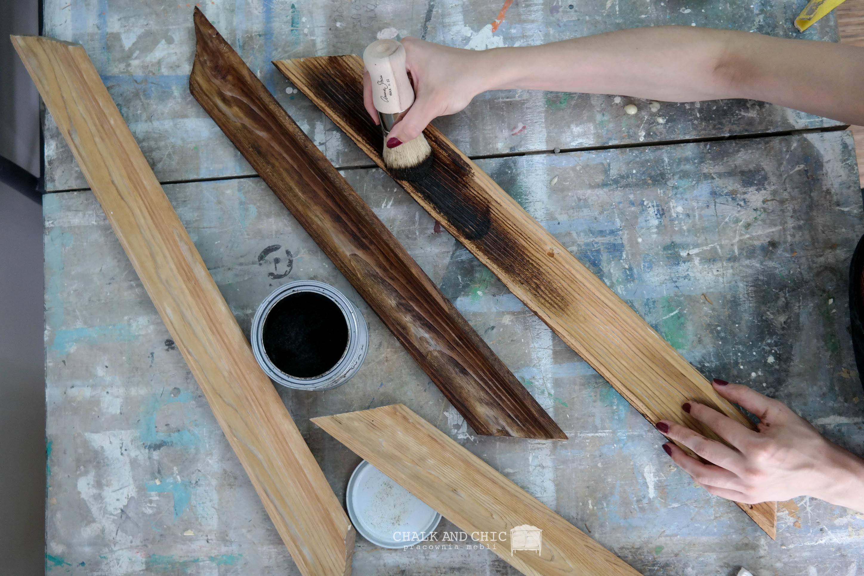 Drk Wax Annie Sloan wosk do drewna ciemny
