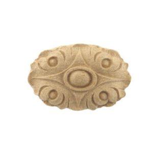 Ornament z pyłu drzewnego F560106