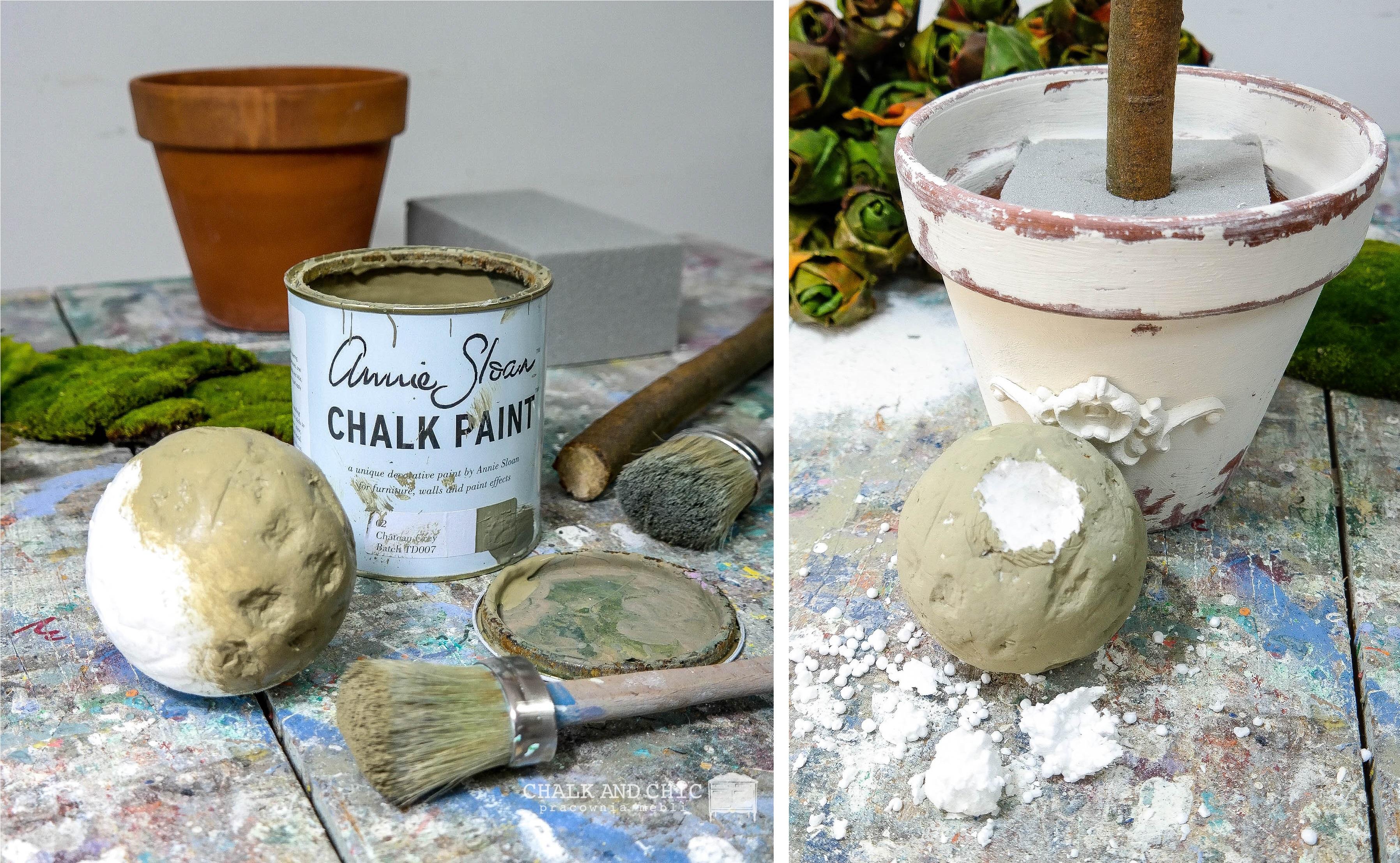 Annie Sloan Chalk Paint Lublin