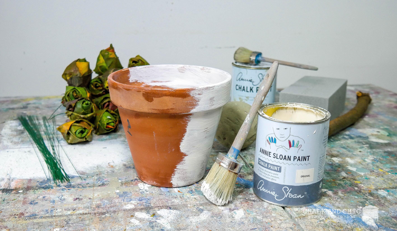 farby kredowe do ceramiki?