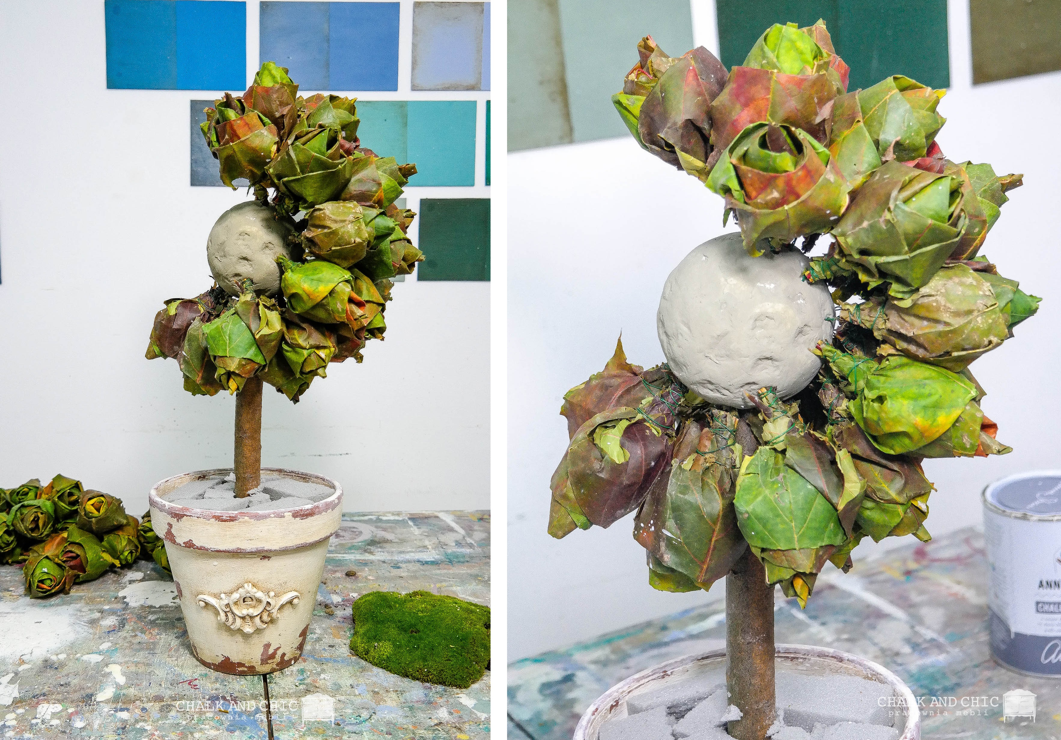 formowanie korony drzewa
