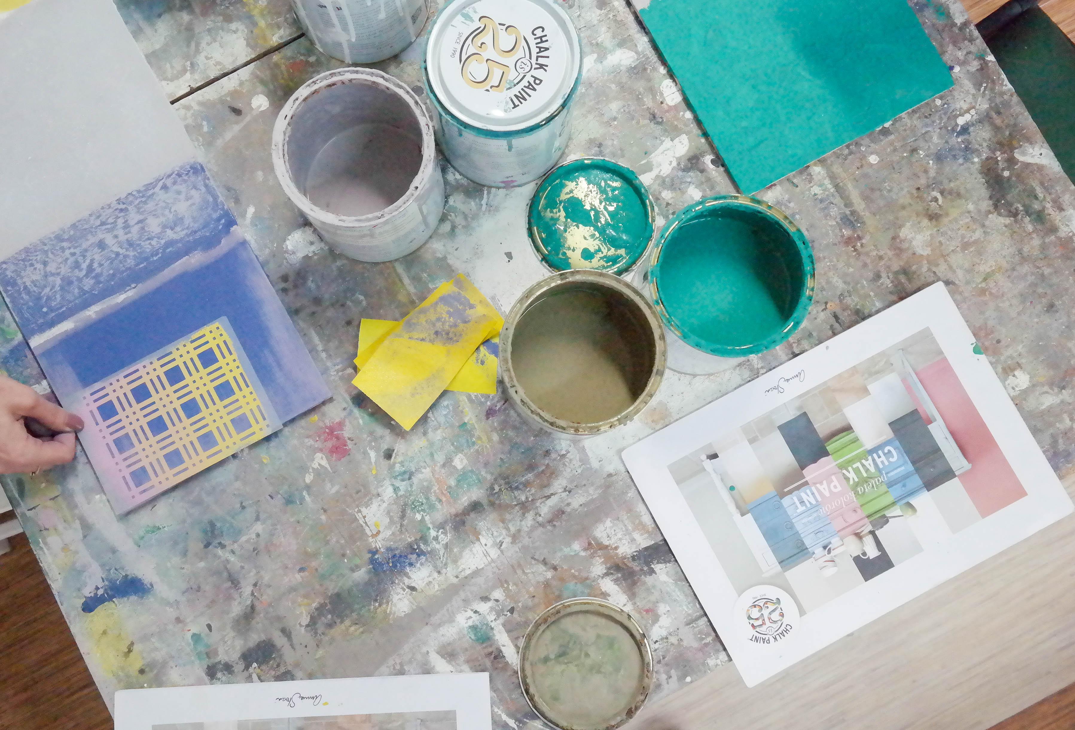 farby Chalk Paint Annie Sloan Lublin
