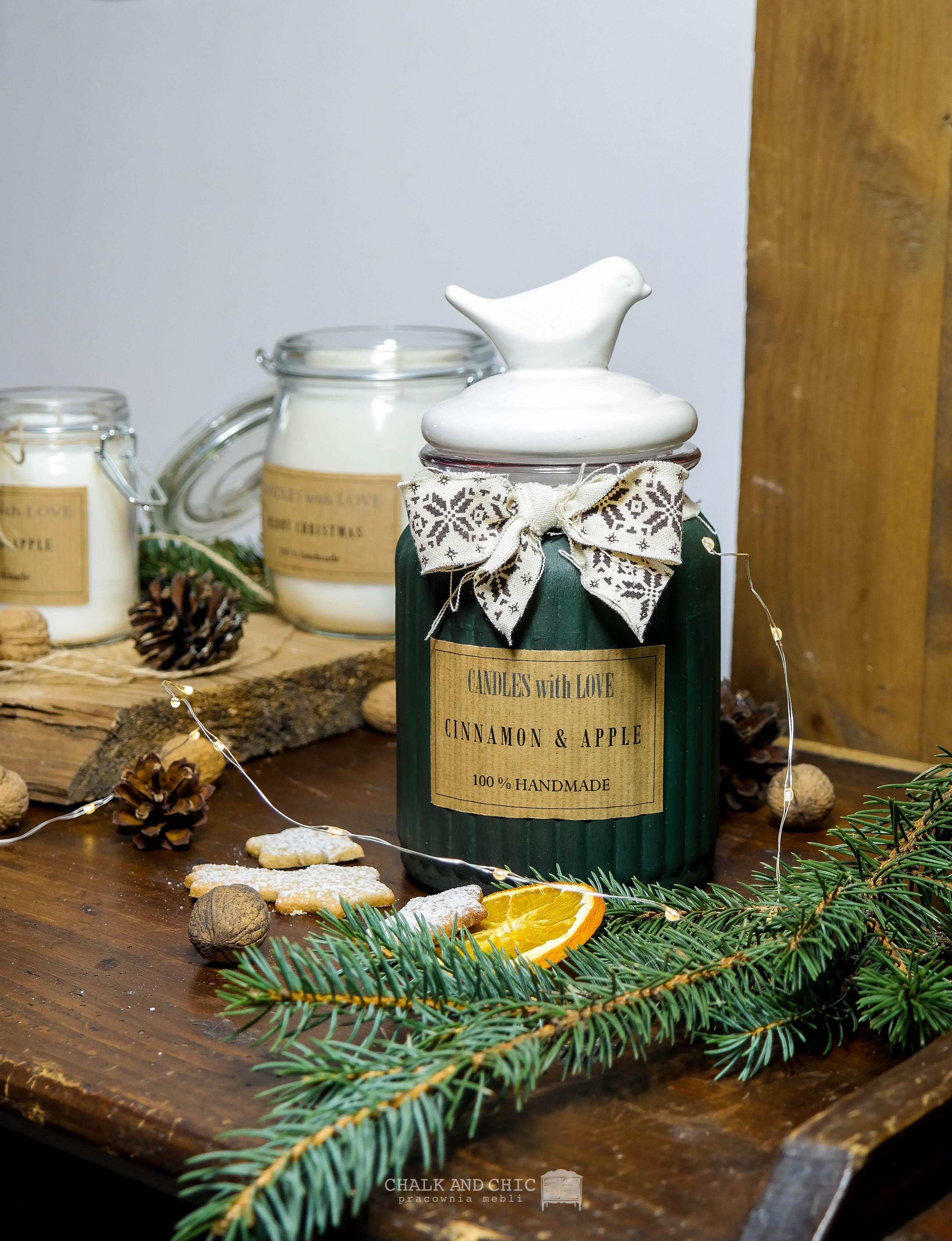 jak wykonać święcę zapachową ze starej świeczki?