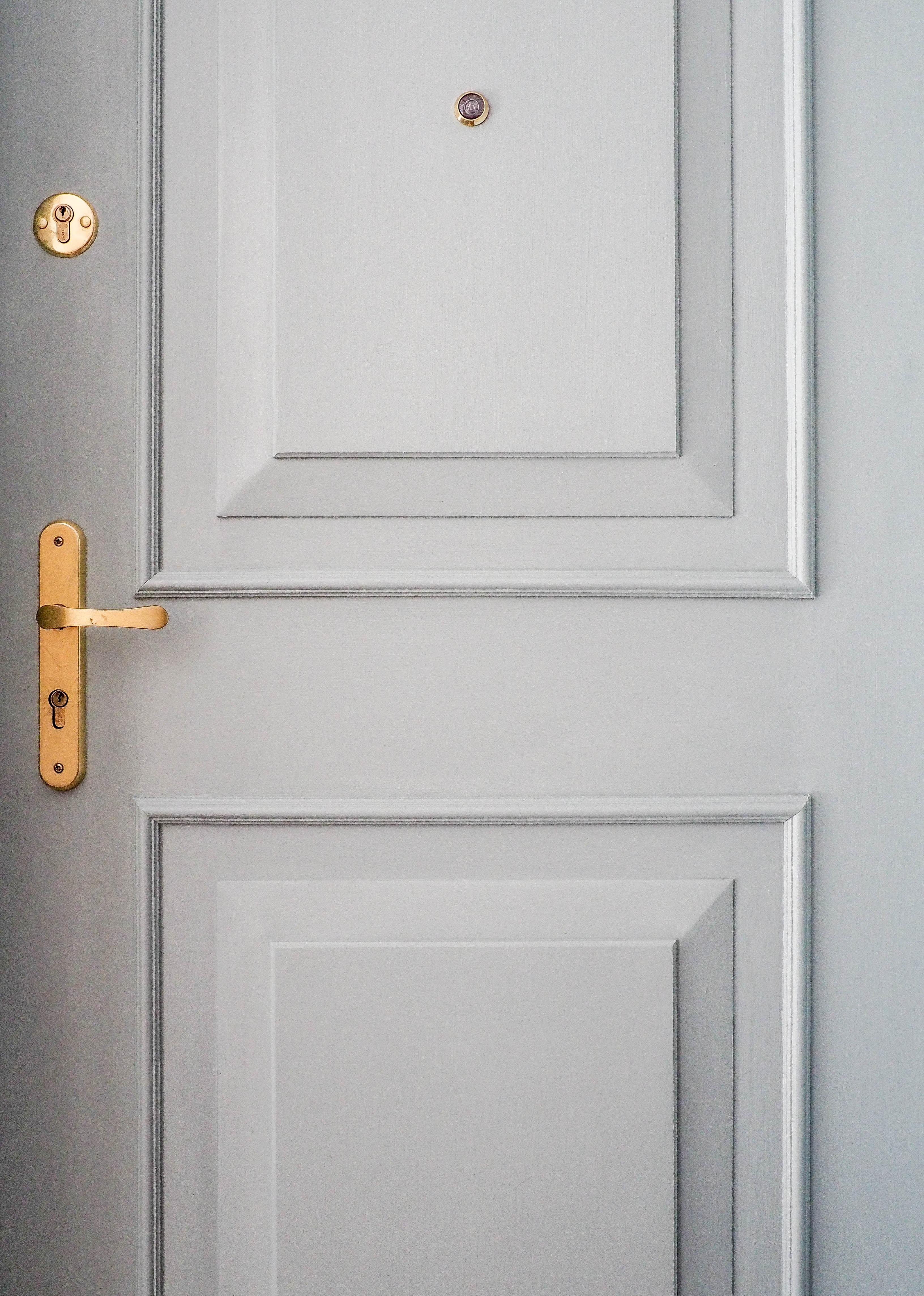 Czym pomalować drzwi zewnętrze i wewnętrzne